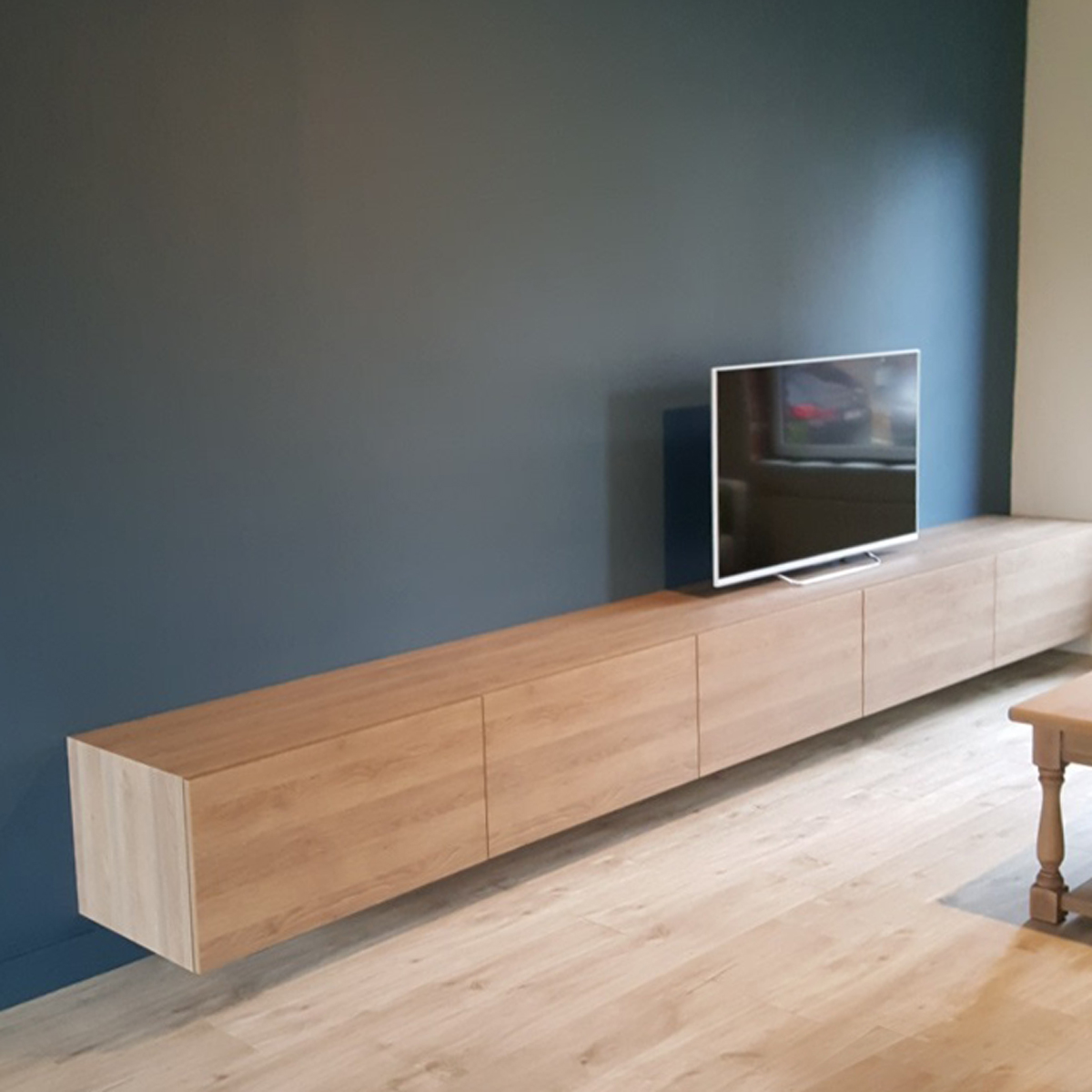 Tv Kast Zwevend.Zwevende Tv Kast Fabulous Sonorous Ed Ts Zwevend Tv Meubel With